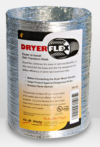 DFLX4 - DryerFlex Four Foot Section
