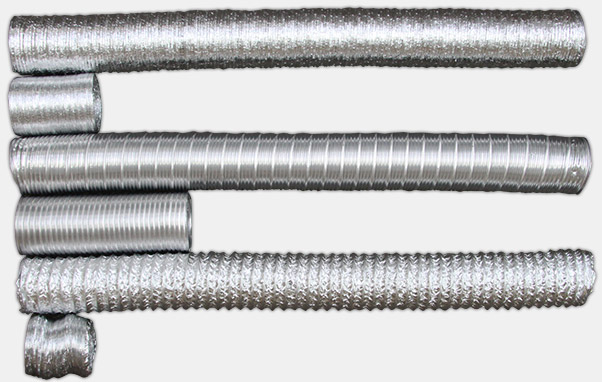 Three Types of Flexible Duct Compared